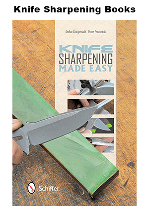 Knife Sharpening Books